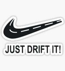 Drift IT! Sticker