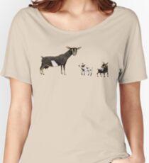 A Doe & Her Kids Women's Relaxed Fit T-Shirt