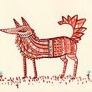 Aztec Fox by Sophie Corrigan