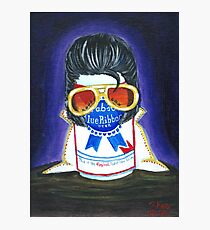 Pabst as The King Photographic Print