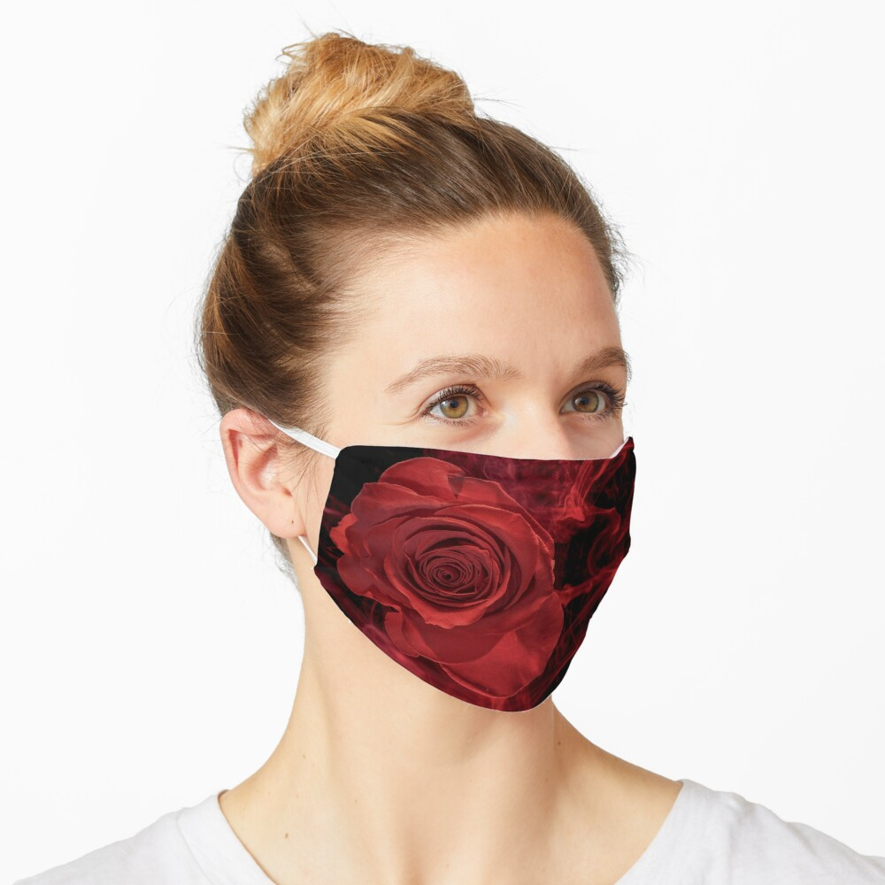 Bed of Roses Mask