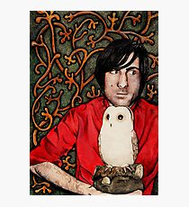 Jason Schwartzman Photographic Print