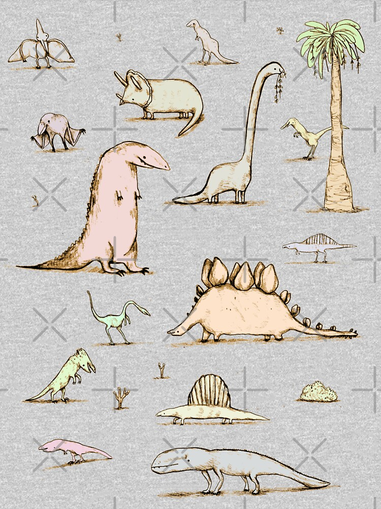 Dinosaurs by SophieCorrigan
