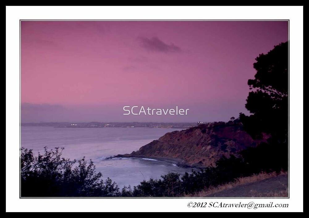 California Sunset - June 2012 by SCAtraveler