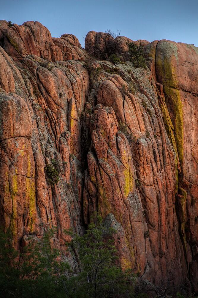 Granite Stretch by Bob Larson