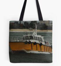 pilot boat  Tote Bag
