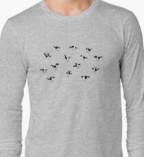 Magpies Long Sleeve T-Shirt
