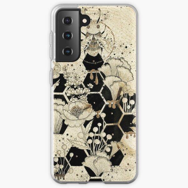 Space Bee Samsung Galaxy Soft Case