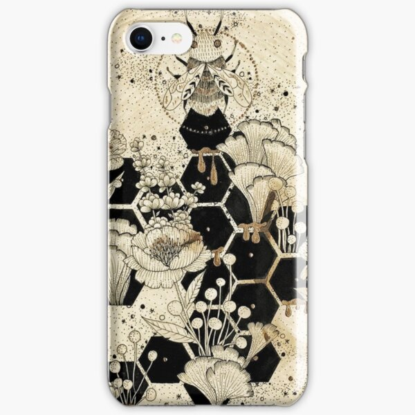 Space Bee iPhone Snap Case