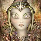 Alien Girl by Cornelia Mladenova