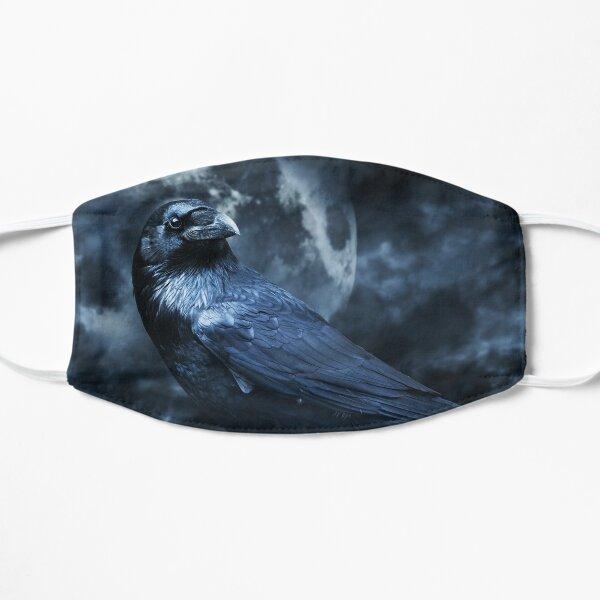 Odins Raven Basking in Moonlight Mask