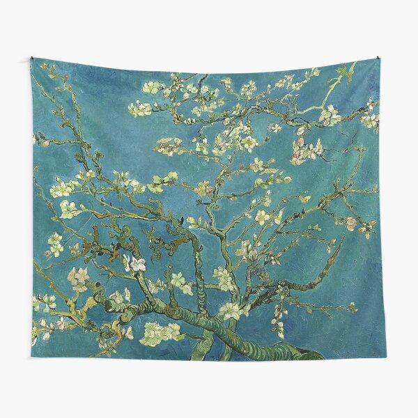 Van Gogh Almond Blossoms Tapestry