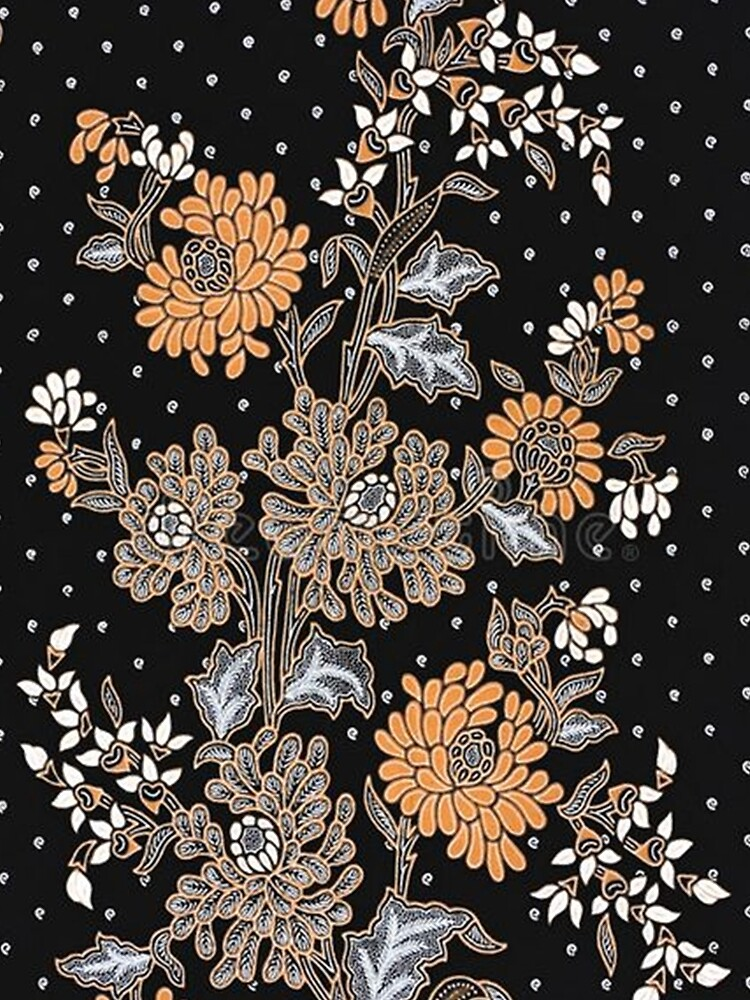 Indonesian Batik Sarong by alim0355
