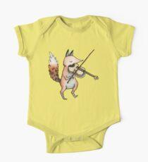 Violin Fox Kids Clothes