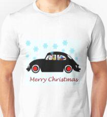 Santa Beetle T-Shirt
