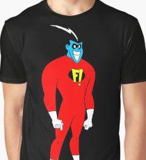 F! Superhero Graphic T-Shirt