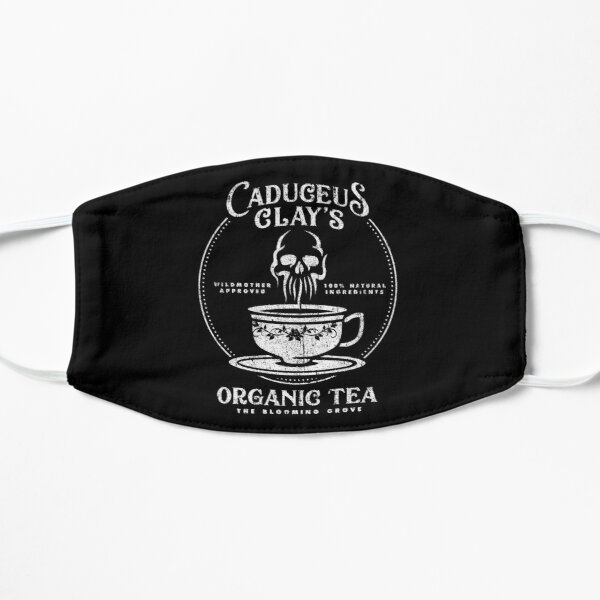 Caduceus Clay's Organic Tea Flat Mask