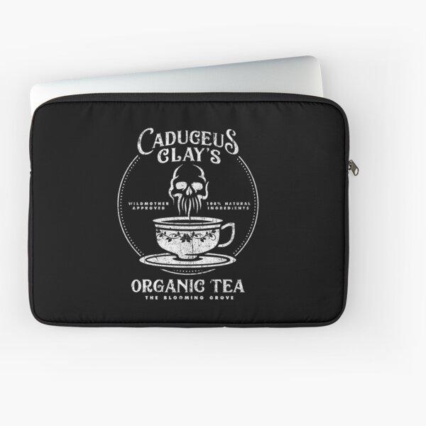 Caduceus Clay's Organic Tea Laptop Sleeve