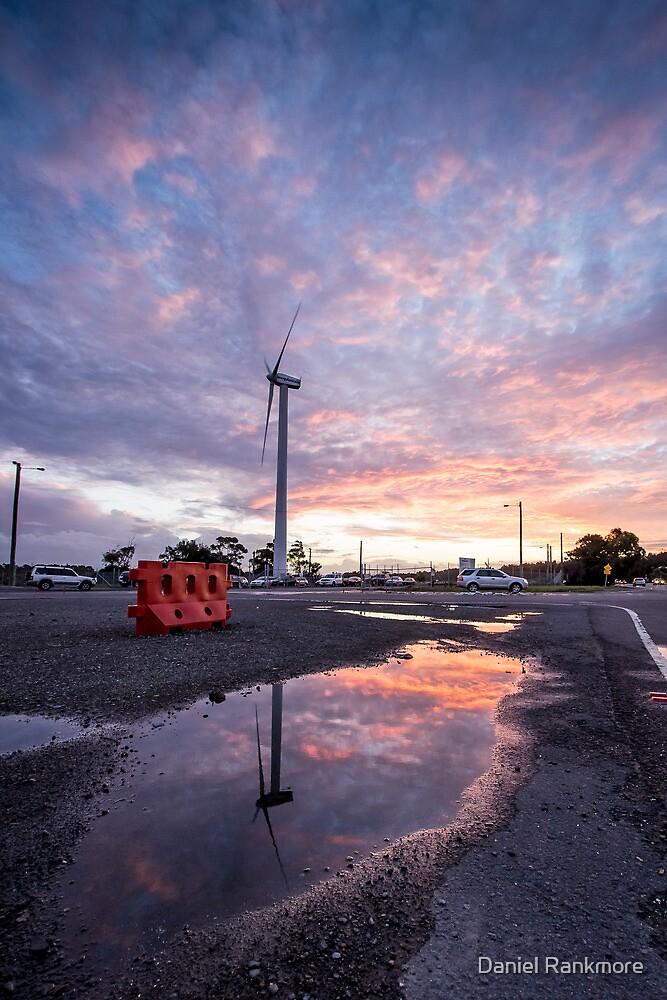 Kooragang Wind Turbine by Daniel Rankmore