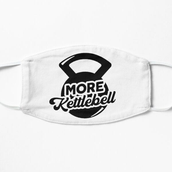 More Kettlebelll Weightlifting Workout Personal Fitness High Intensity Circuit Training Mask