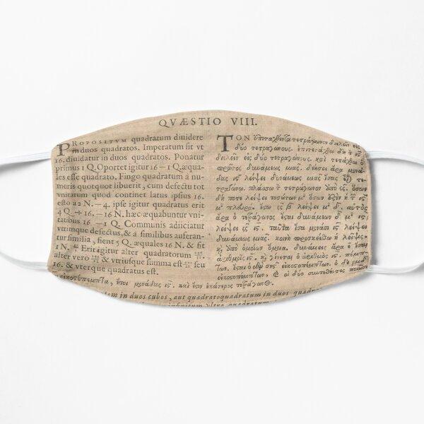 Fermat's Last Mask
