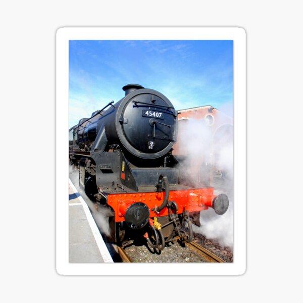 45407 Lancashire Fusilier  Sticker
