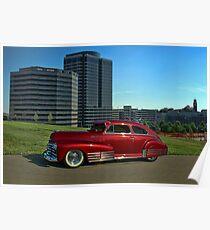 1948 Chevrolet Fleetline Poster