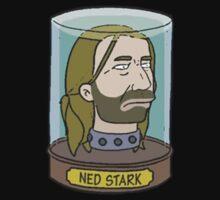 Ned Stark head Futurama