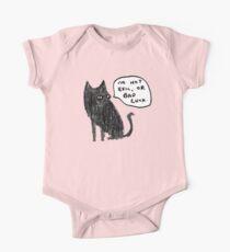 Black Cats Aren't Evil Kids Clothes