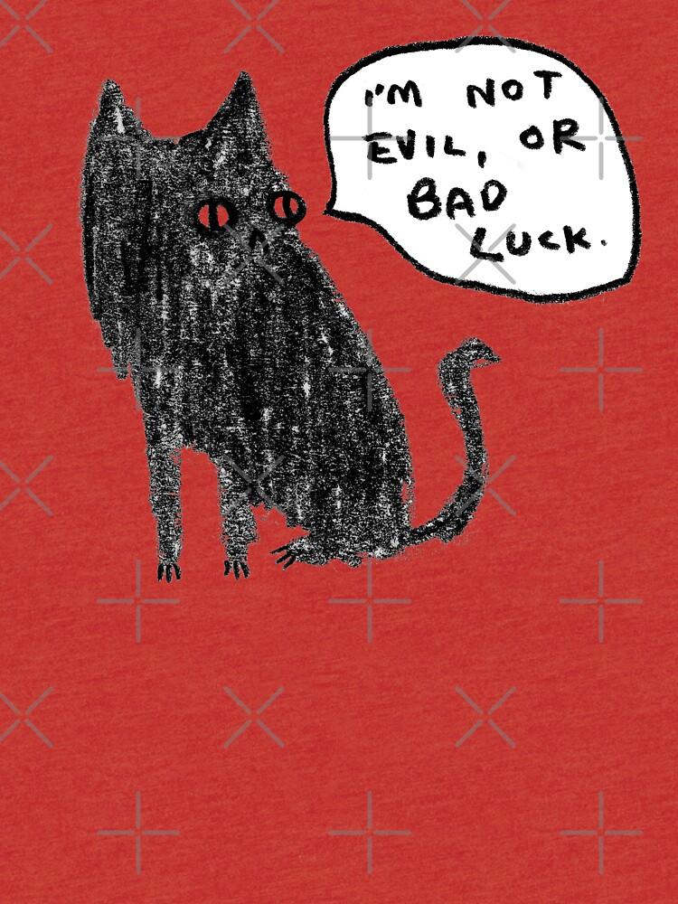 Black Cats Aren't Evil by SophieCorrigan