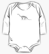 Camarasaurus - Dinosaur One Piece - Long Sleeve