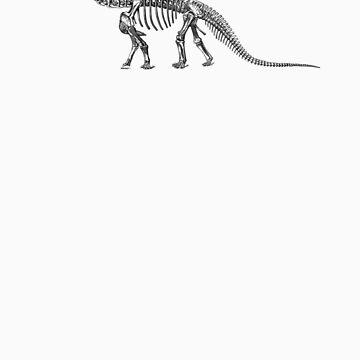Camarasaurus - Dinosaur by Artificialx