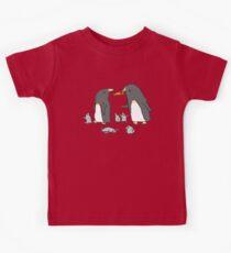 Penguin Family Kids Clothes