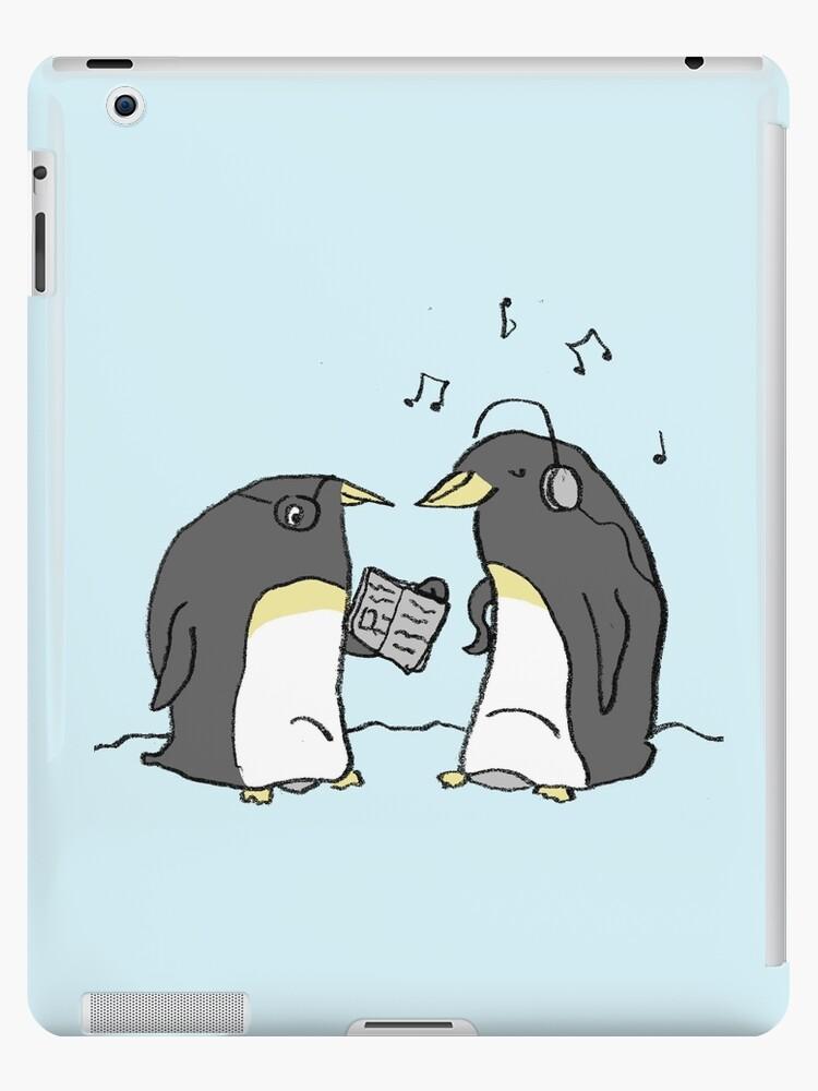 Waiting Penguins by Sophie Corrigan
