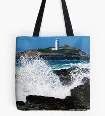Godrevy Splash Tote Bag