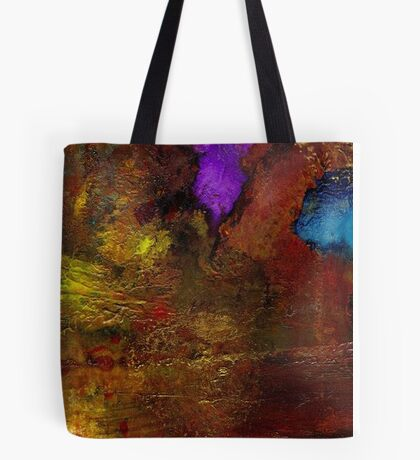 Asian Gardens III Tote Bag