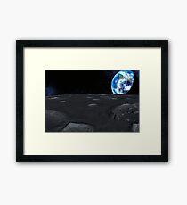 Earth 2  Framed Print