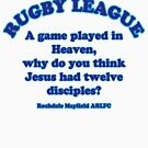 Rugby League - Heaven RLFC by Tokyokee