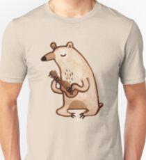 Ukulele Bear Unisex T-Shirt