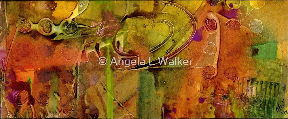 Summer Triptych I by © Angela L Walker