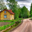 Old house by ilpo laurila