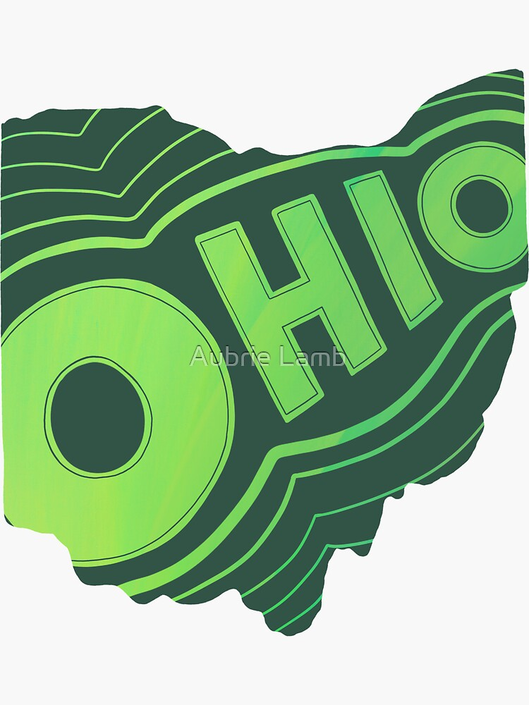 The great state of Ohio by Aubb