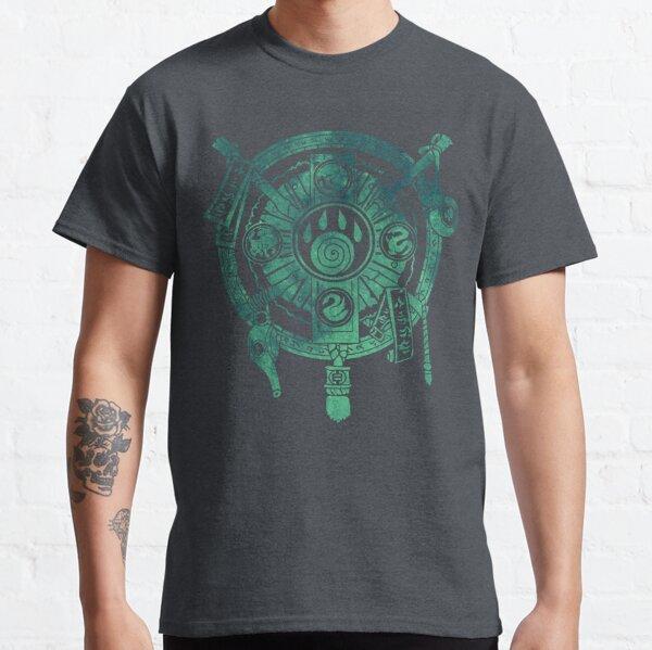 Monk Crest Classic T-Shirt