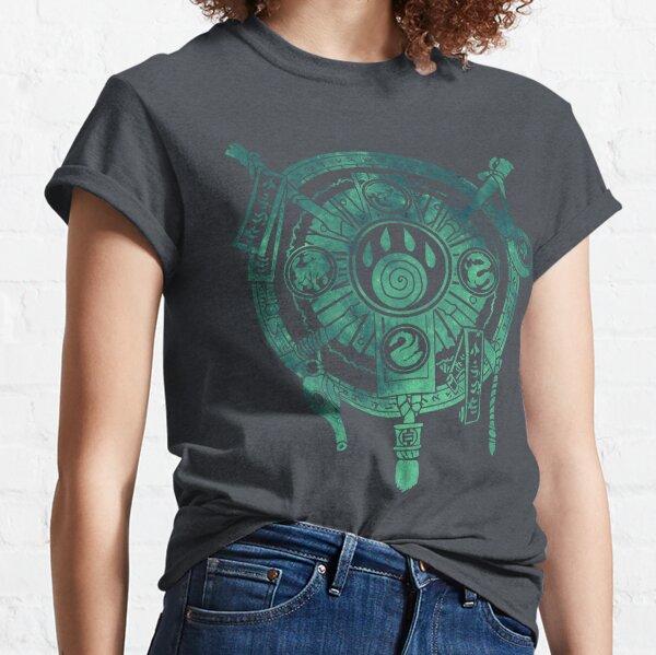 Crête de moine T-shirt classique