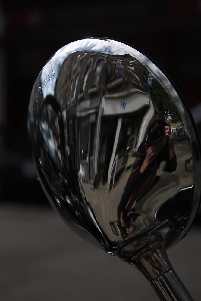 motor bike wind mirror by WillKing482