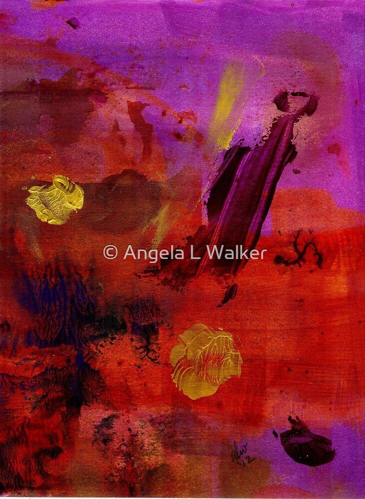 Purple Rain II by © Angela L Walker