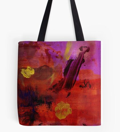 Purple Rain II Tote Bag