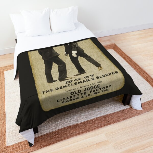 Victorian MMA Submissions –No.27 The Gentleman's Sleeper  – Comforter