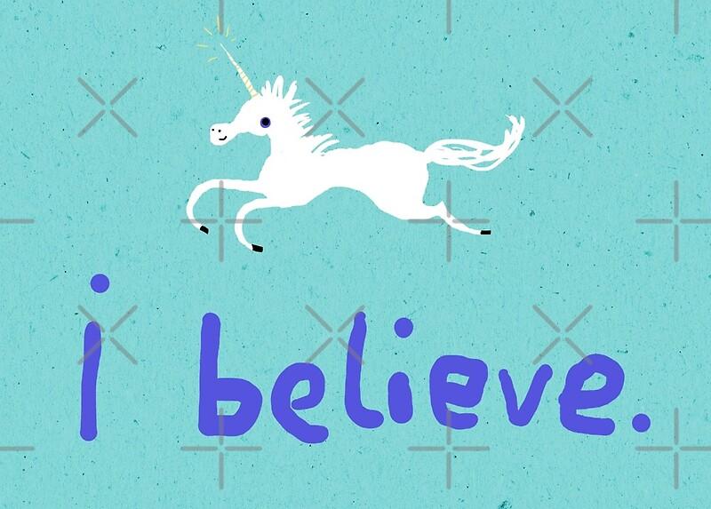 """I Believe in Unicorns"" by Sophie Corrigan"