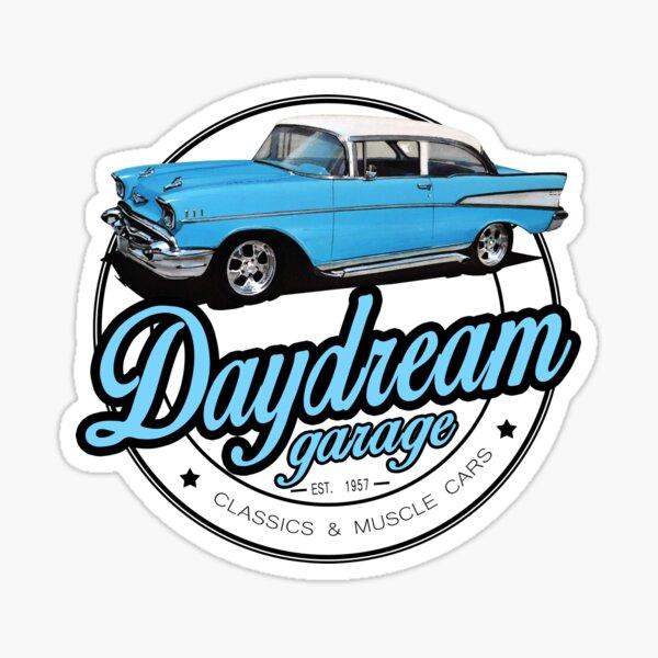 Daydream Garage Sticker
